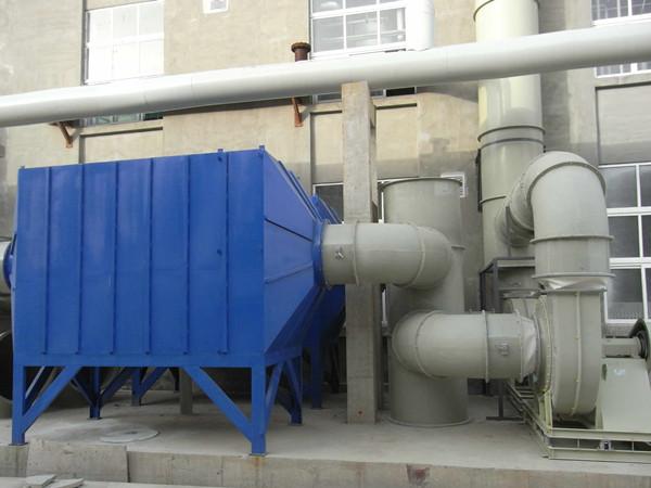 如何降低工业废气处理成本?