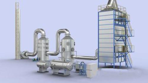 工业废气处理流程是如何实施?