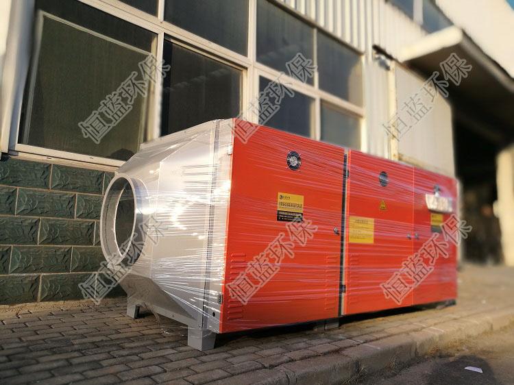 15000风量uv光氧化废气净化设备01
