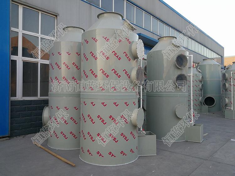 酸碱废气净化塔多少钱一套?