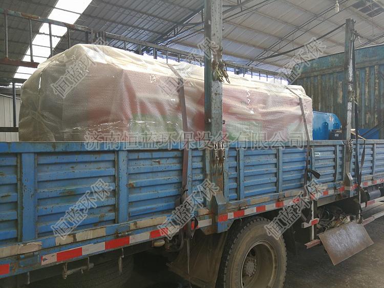 1.5万风量光氧化设备发往沧州02
