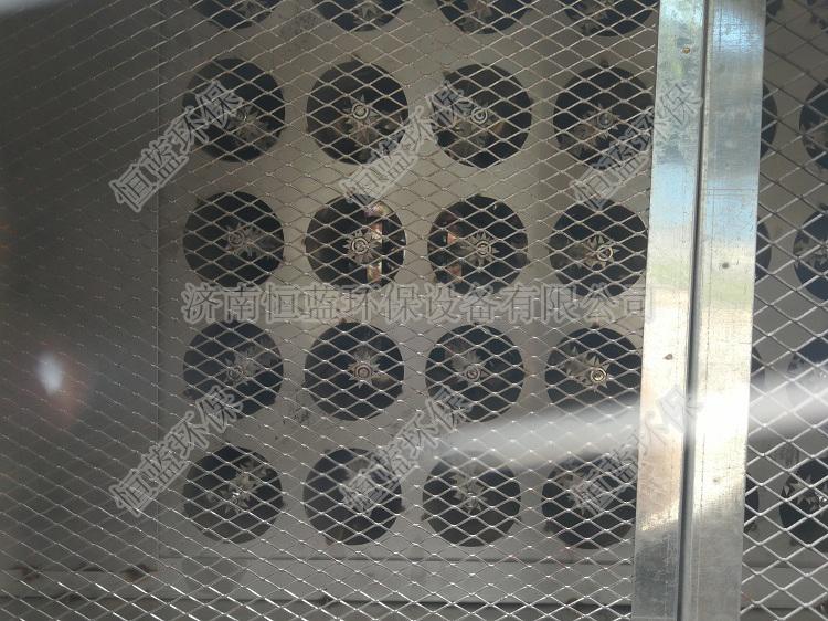 1.5万风量低温等离子废气净化设备04