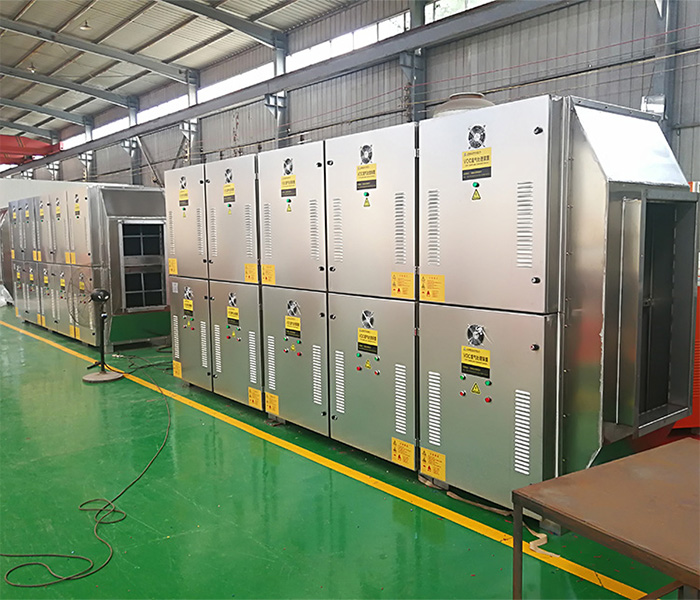 光氧设备对家具厂有用吗?