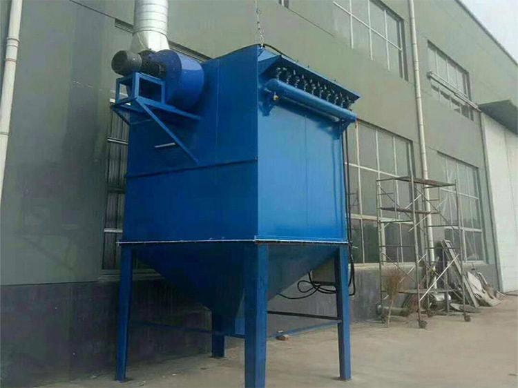 生物质锅炉除尘方案