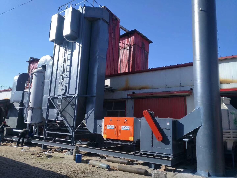 这种生物质锅炉除尘方案您听说过吗?