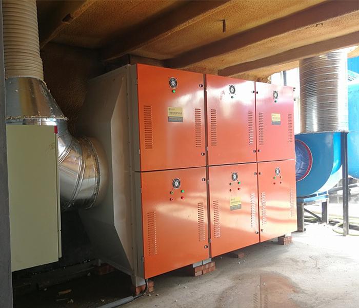 注塑厂废气处理如何做才能满足环保要求
