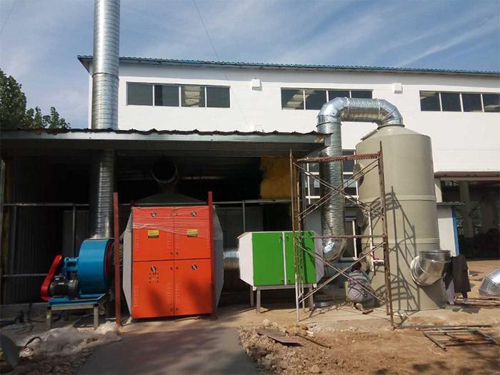 注塑厂废气处理如何做才能达标