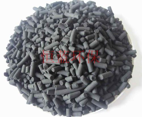活性炭再生方法