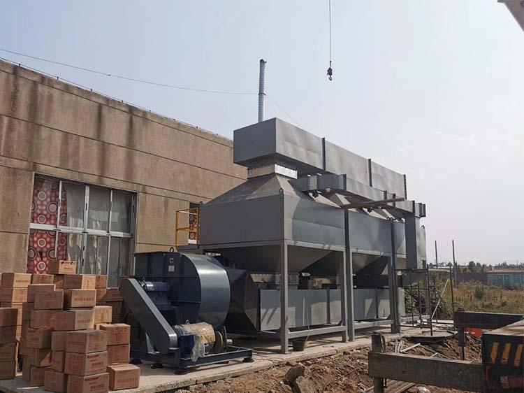 RCO催化燃烧设备用于哪个行业