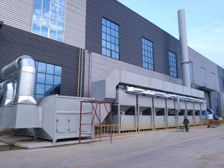 催化燃烧设备使用时的步骤是怎么操作?