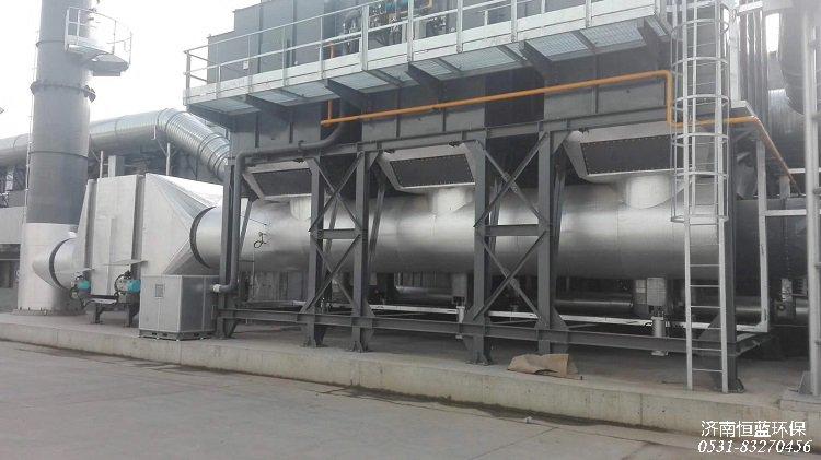 蓄热式催化燃烧工程