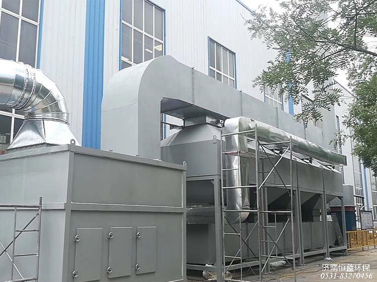 废气处理设备如何保养才能用的更久?