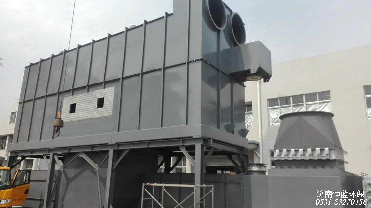 蓄热式燃烧涂装废气处理技术