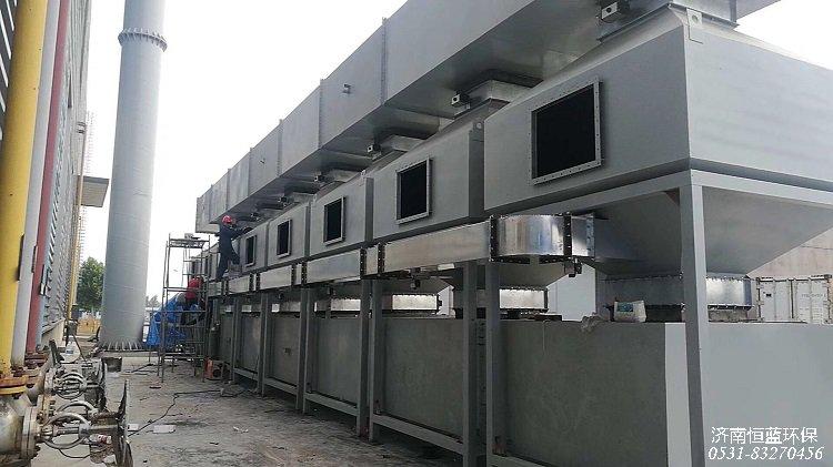 芳香烃类化合物RTO催化燃烧废气处理设备