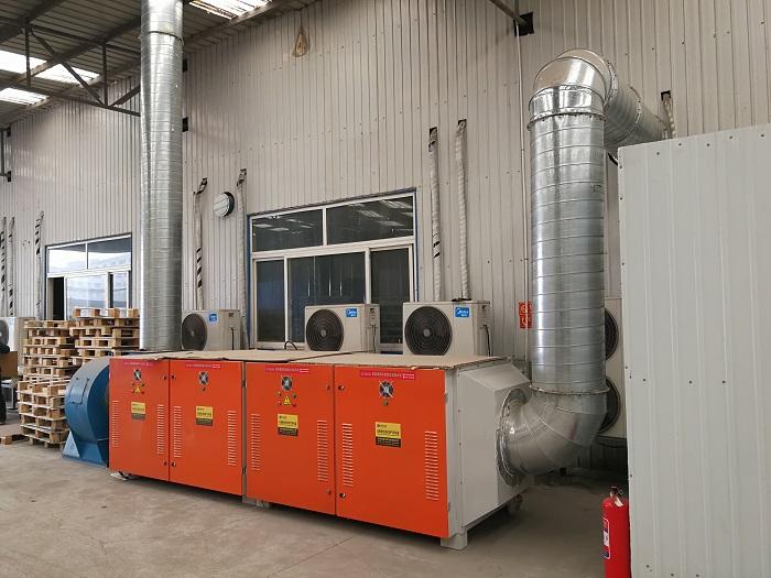 光氧催化设备主要处理什么废气?