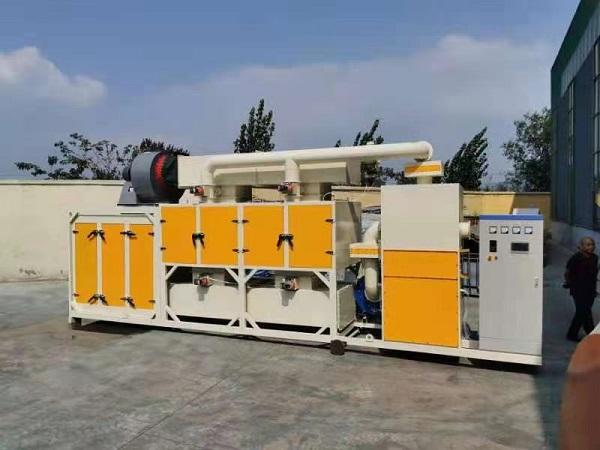 可靠的企业废气处理设备厂家应具备这些