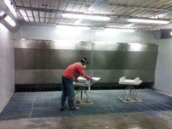 喷漆线的废气处理方式,如何处理废气