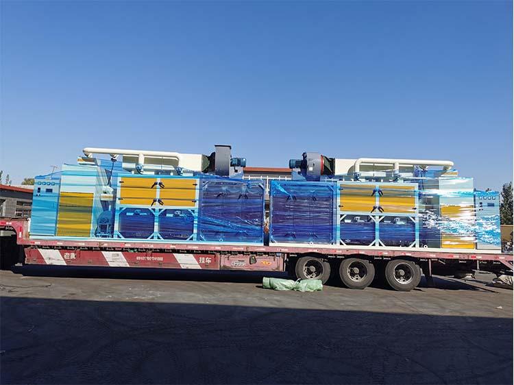 30000风量催化燃烧装置工程案例实拍03